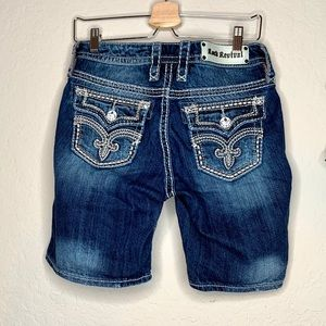 Rock Revival Kaylee Easy Shorts size 27